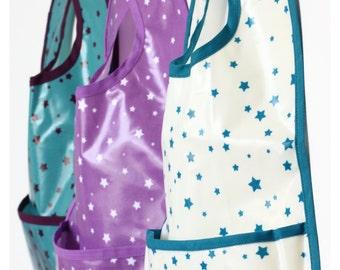 Baby coating bib for meal - Phatalate free & Oeko tex