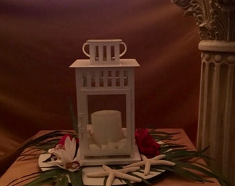 LANTERN CANDLEHOLDER CENTERPIECE Great For Beach Themed Or Outdoor Events