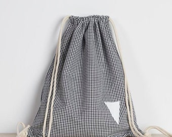 Sack Backpack 100% Cotton ECO