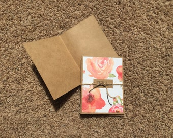 Homemade Thank You Cards