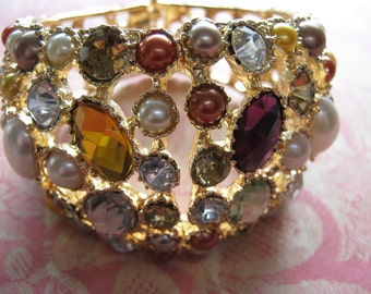 Bracelet Fashion Haute Couture