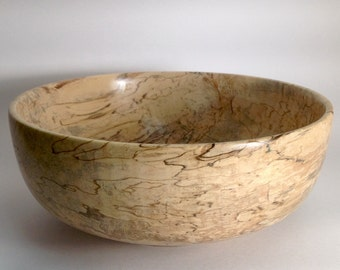 Spalted Maple Bowl #4