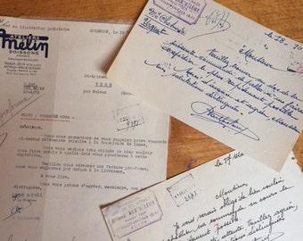 French bills 1951