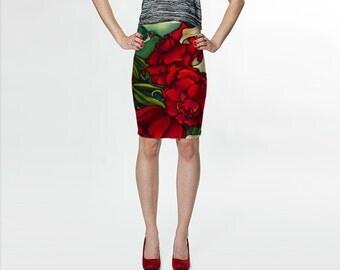 Humming Bird Skirt