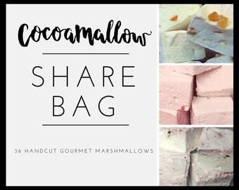 Share Bag Gourmet Marshmallows