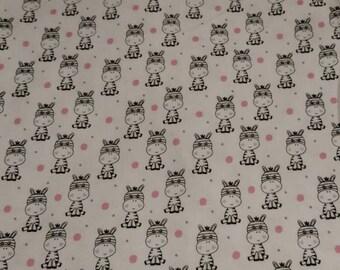 Cute Zebra Pillowcase