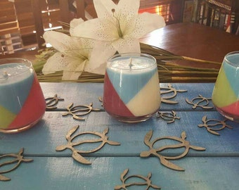 Custom made Soy candles