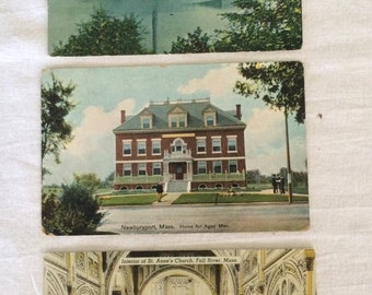 1950's postcards FREE SHIPPING