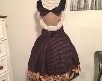 Fall Lolita Dress