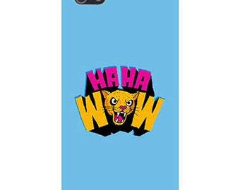 Ha Ha Wow mobile cover