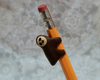 Sloth Pencil Pal