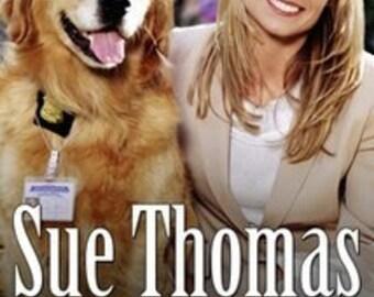 Sue Thomas F.B.Eye: 3 Season Series On DvD...