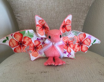Meadow Bat Plush