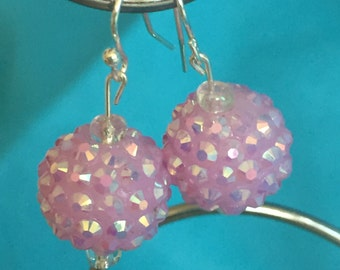 Shiny Pink Balls