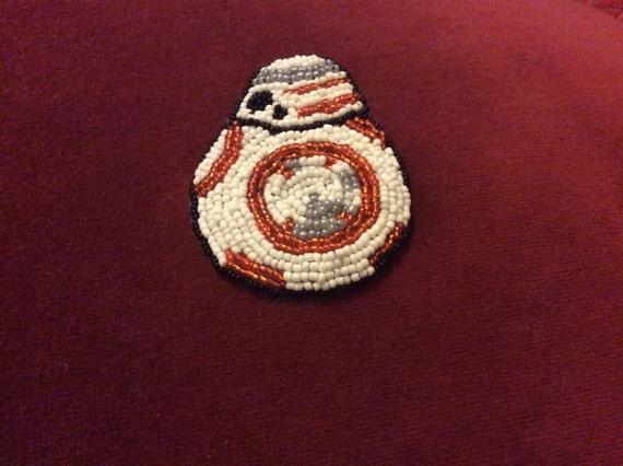 Beaded BB-8