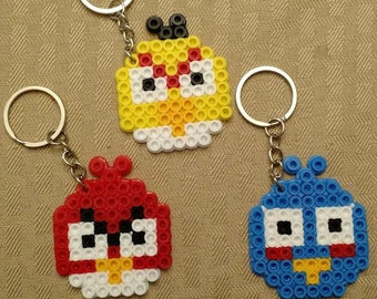 Angry Birds - Keychain party pack - Set of 3