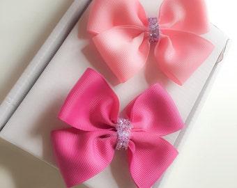 Pink Pinwheel Collection