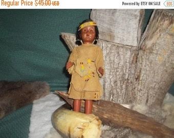 Summer Fun native doll