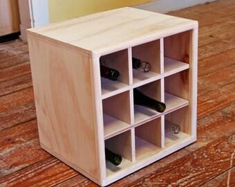 Cube Wine Bottle Insert