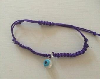 Native American made frienship bracelet