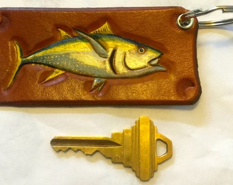 Tuna Key Chain
