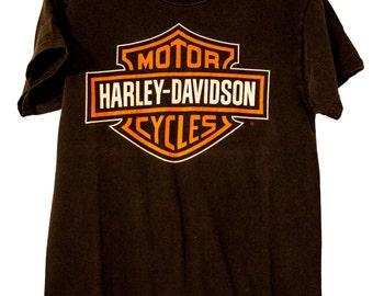 1980's Zepka Harley Davidson T-shirt