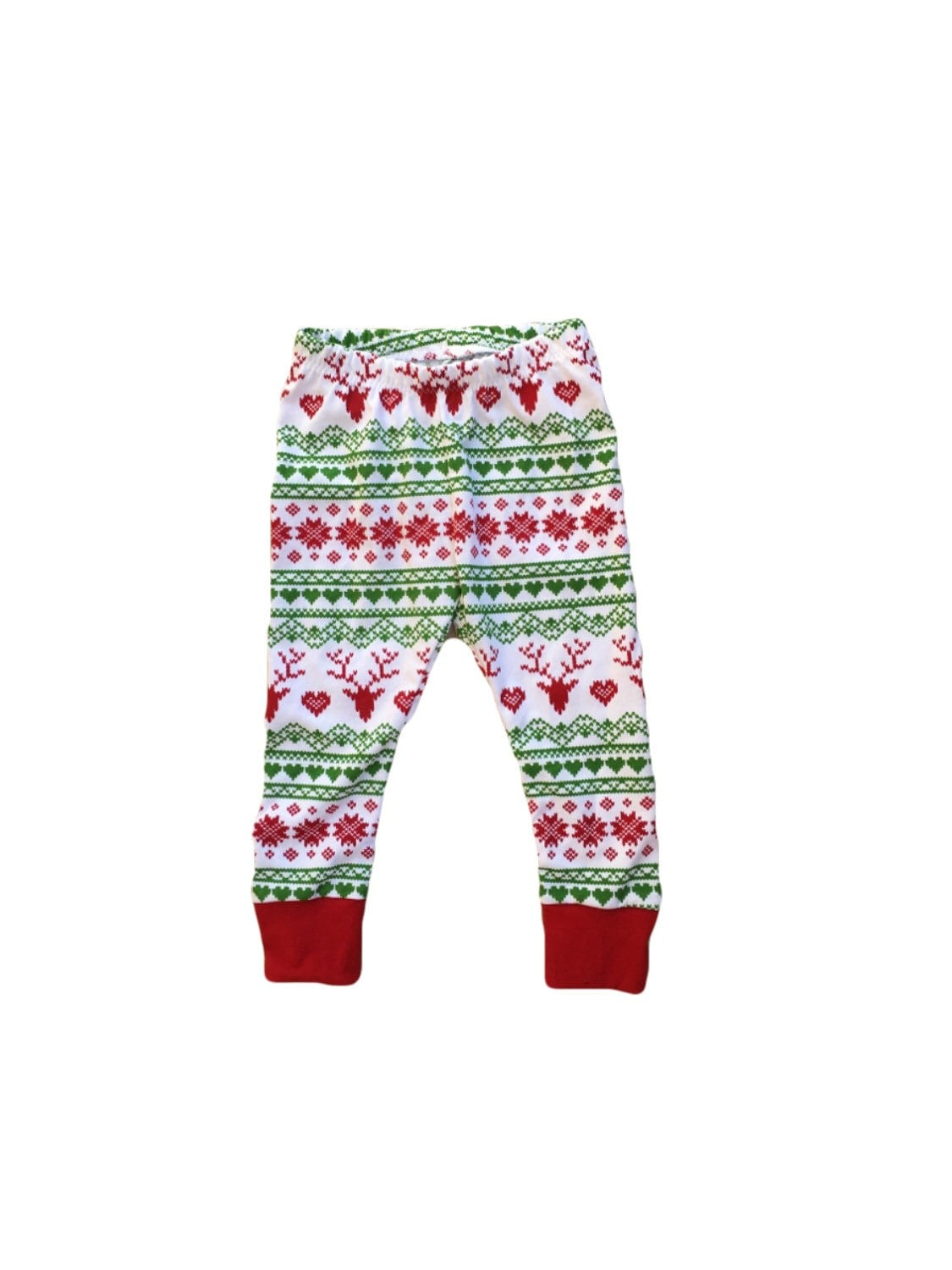 Christmas Leggings Baby leggings Toddler leggings Baby