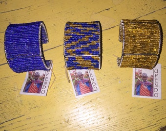 Maasai Cuff Bracelets