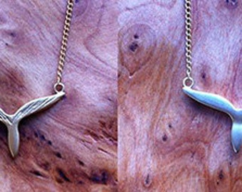 2 Sided Reversible Freedom Bird Necklace