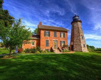 1822 Lighthouse, Rochester