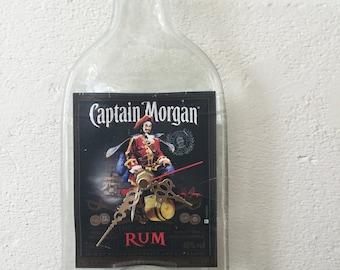 Captain Morgan Rum bottle clock