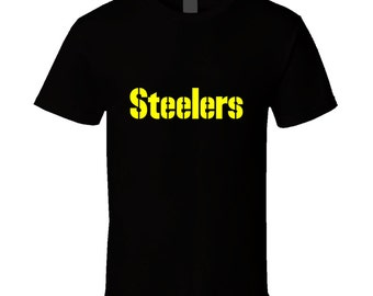 Pittsburgh Steelers Nfl Football Tshirt