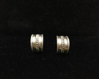 Vintage Sterling Earings