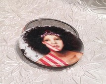 Sadness - Pocket Mirror - Makeup Mirror - Cosmetic Mirror