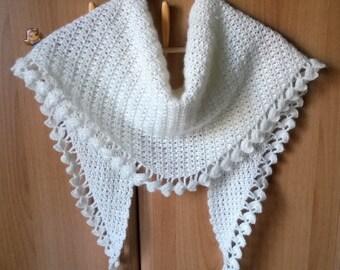 Baktus scarf/