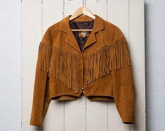70's Fringe Jacket