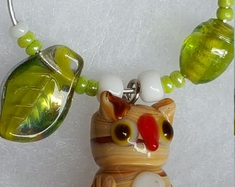 owl wine glass markers