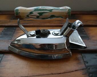 Vintage Samson Panel Matic Electrci Iron
