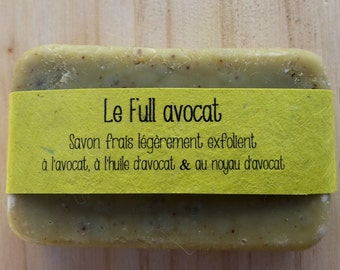 "The ""Full lawyer"", handmade soap to the declination of lawyer"