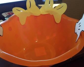 Minnie snack bowl