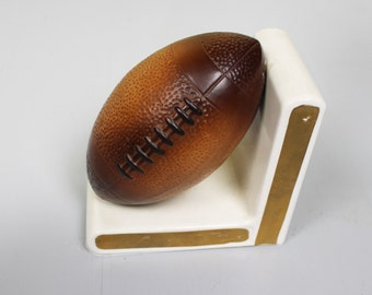 Vintage Lefton Football Bookend