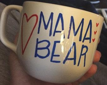 Custom Made-to-order Coffee/Tea Mug