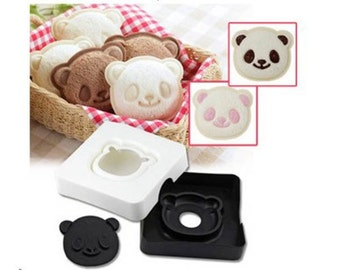 Panda Sandwich Mold
