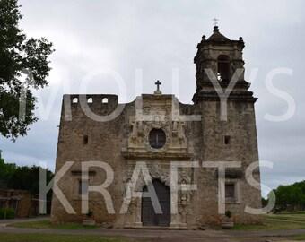 San Antonio Texas Mission Concepcion