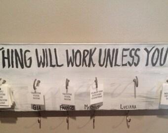 Chore Board Etsy