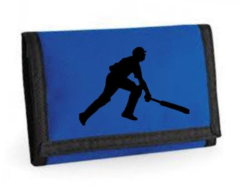 Cricket Wallet Tri Fold