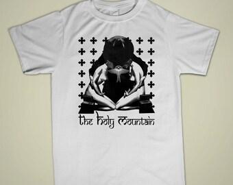 The Holy Mountain Jodorowsky  || T-Shirt Surreal Fantasy Film Alejandro Jodorowsky Drama Cult film