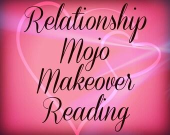Relationship Mojo Makeover Reading
