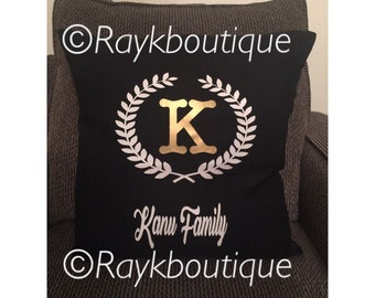 Decorative Pillows, Personalized Pillows