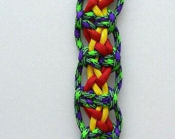 Bracelet Woven Snakebite